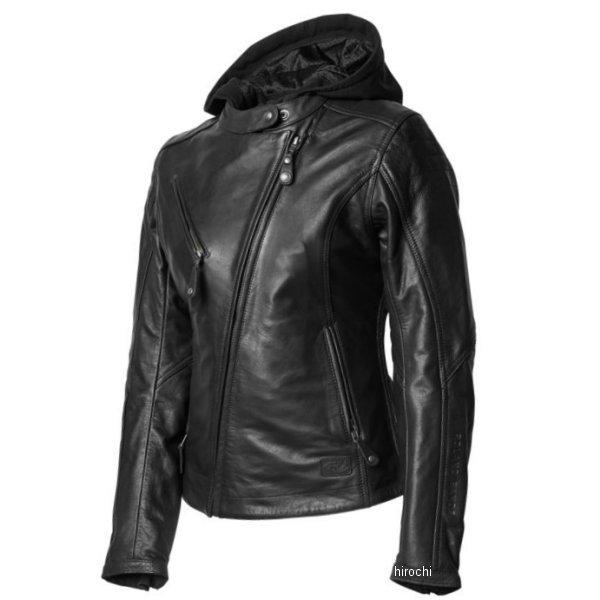 ローランドサンズデザイン RSD レザージャケット 女性用 MIA 黒 XLサイズ RD8845 HD店