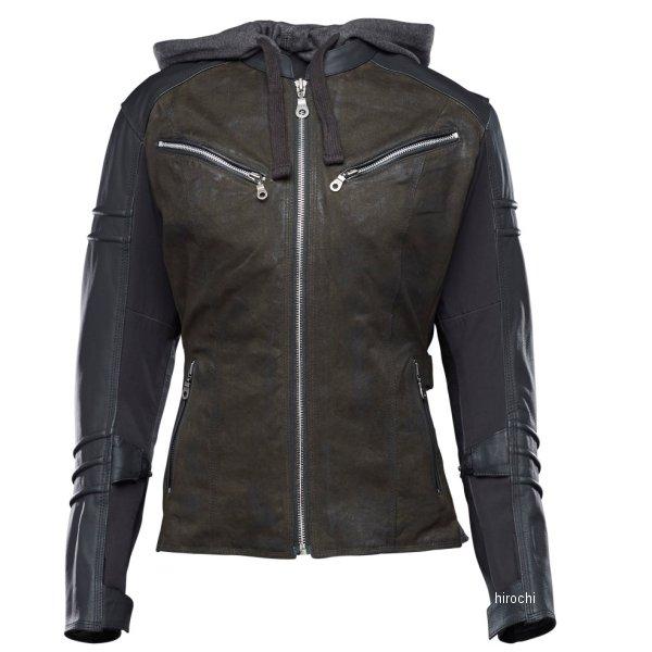 【USA在庫あり】 スピードアンドストレングス ジャケット 女性用 Street Savvy オリーブ/黒 Mサイズ 880697 HD店