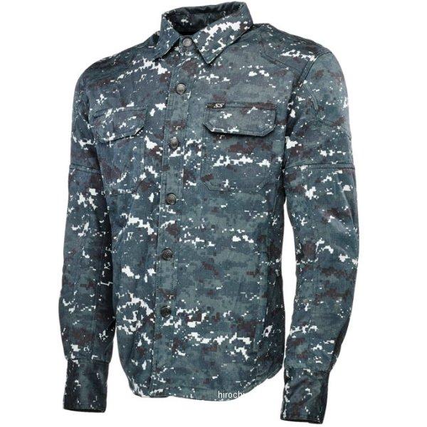 【USA在庫あり】 スピードアンドストレングス モトシャツ Men's Call to Arms 青/カモ 4XLサイズ 880870 HD店