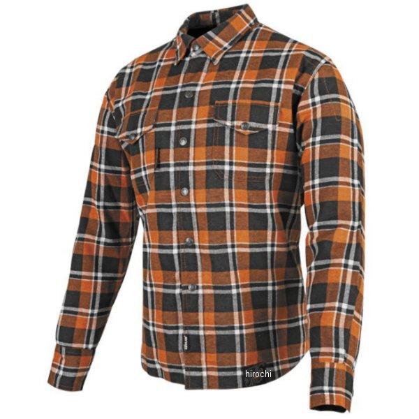 【USA在庫あり】 スピードアンドストレングス モトシャツ Black Nine ブラウン/黒 Mサイズ 884672 HD店