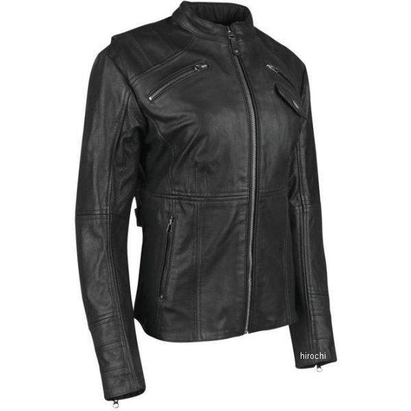 【USA在庫あり】 スピードアンドストレングス レザージャケット 女性用 7th Heaven 黒 Sサイズ 884678 HD店