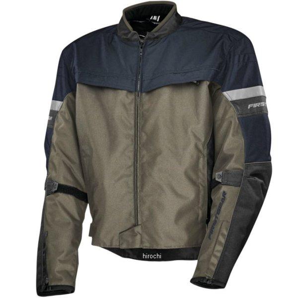 【USA在庫あり】 ファーストギア FirstGear ジャケット Men's Rush CharcoaL色 Lサイズ(袖長) 516871 HD店