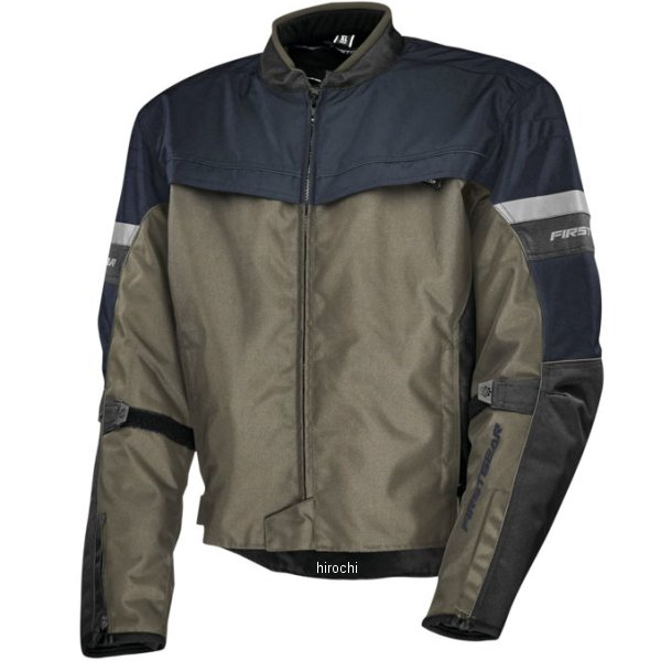 【USA在庫あり】 ファーストギア FirstGear ジャケット Men's Rush CharcoaL色 2XLサイズ(袖長) 516873 HD店
