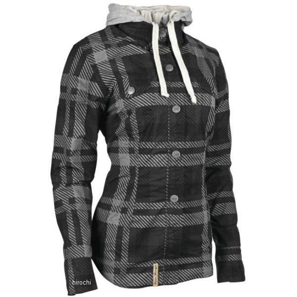 【USA在庫あり】 スピードアンドストレングス プロテクターモトシャツ 女性用 True Romance 黒 Lサイズ 884733 HD店