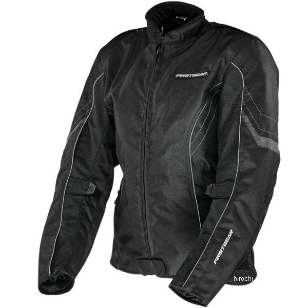 【USA在庫あり】 ファーストギア FirstGear テキスタイルジャケット 女性用 Contour 黒 WMD 516912 HD店