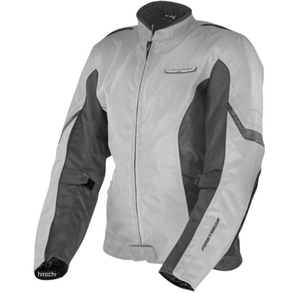 【USA在庫あり】 ファーストギア FirstGear テキスタイルジャケット 女性用 Contour シルバー W2XL 516929 HD店