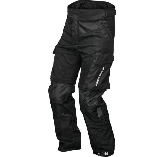 【USA在庫あり】 ファーストギア FirstGear パンツ Men's Panamint 黒 38T 517576 HD店
