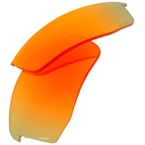 【USA在庫あり】 100パーセント 100% 補修 レンズ サングラス SpeedCoupe用 赤ミラー 954905 HD店