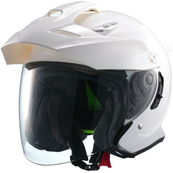 マルシン工業 Marushin ジェットヘルメット MSJ1 TE-1白 Lサイズ 4980579001980 HD店