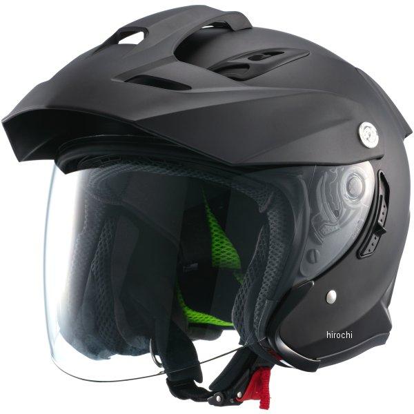 マルシン工業 Marushin ジェットヘルメット MSJ1 TE-1 マットブラック Lサイズ 4980579002079 HD店