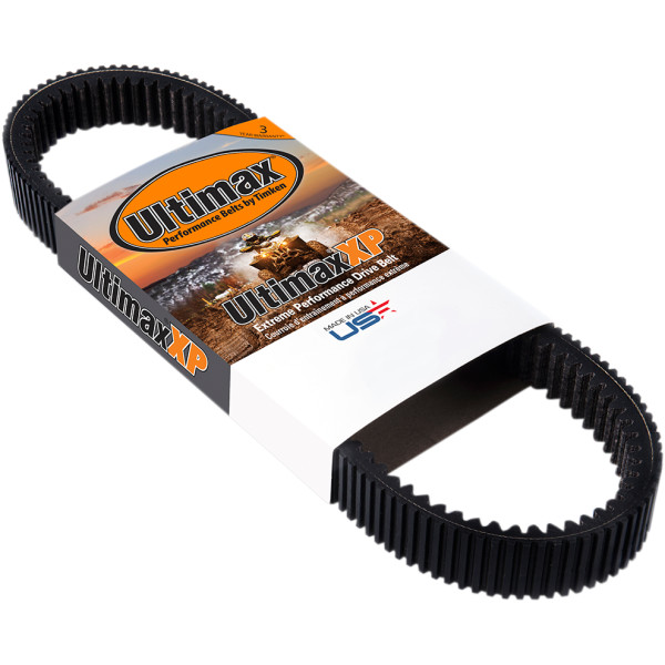 【USA在庫あり】 パーツアンリミテッド PARTS UNLIMITED BELT SUPREME XP ARCTIC 1142-0875 HD店