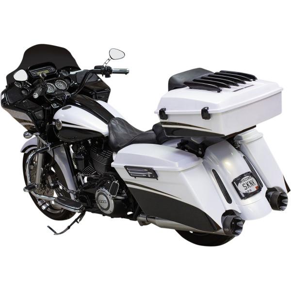 【USA在庫あり】 S&Sサイクル S&S Cycle MUFFLER SHADOW CH 9-19FL 1861-1390 HD店