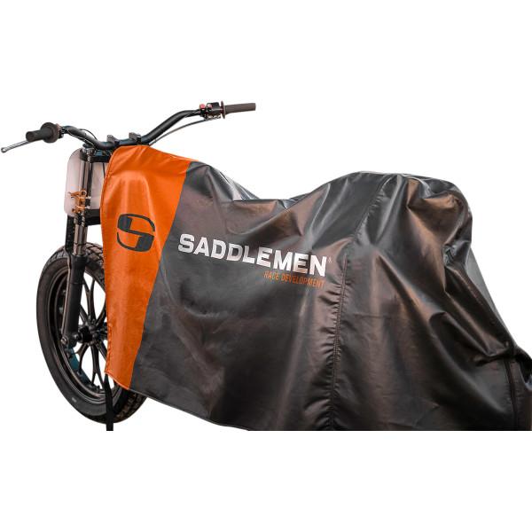 【USA在庫あり】 サドルメン Saddlemen COVER TEAM SADDLEMEN RACE 4001-0224 HD店