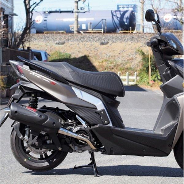 エムファクトリー フルエキゾースト DAGGER キムコ RACING S125 MF302015 HD店