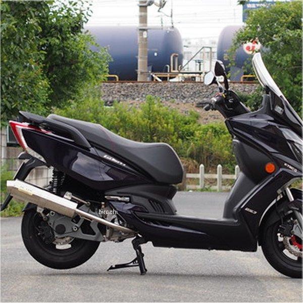 エムファクトリー フルエキゾースト BLADE RS キムコ G-Dink250i MF302019 HD店