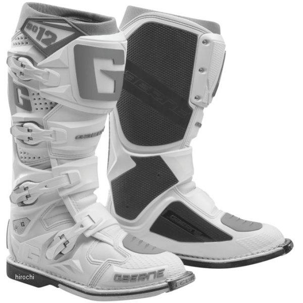【USA在庫あり】 ガエルネ GAERNE ブーツ SG-12 白 8サイズ(26.5cm) 455811 HD店