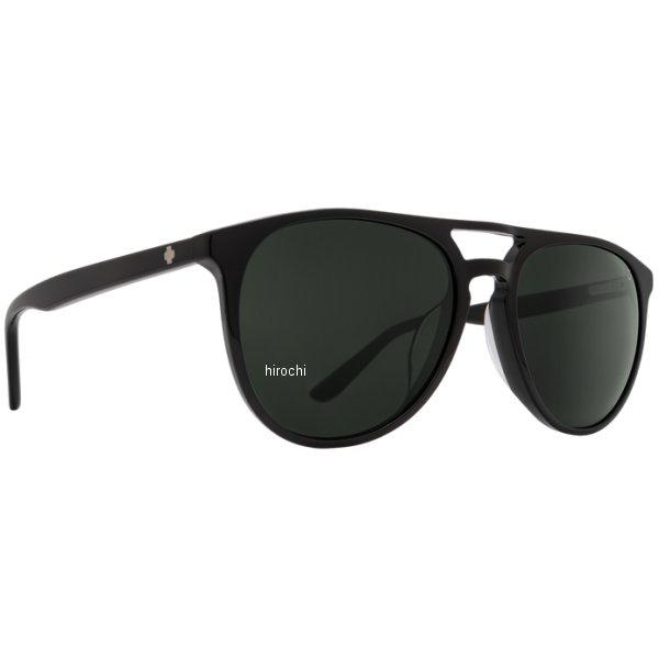 スパイ SPY サングラス SYNDICATE 黒/ハッピーグレーグリーンポーラー 873525038864 HD店