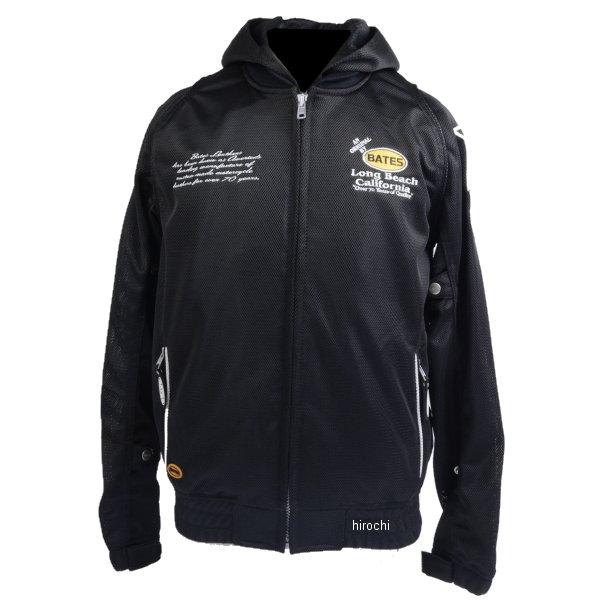 ベイツ BATES 2019年春夏モデル メッシュジャケット 黒 XLサイズ BJ-M1915S HD店