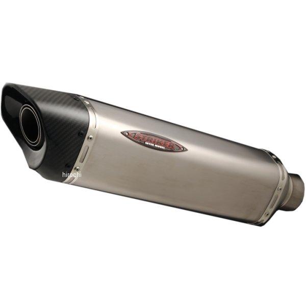 ストライカー STRIKER リペア サイレンサー RC オーバル φ60.5/480mm 内径φ50 チタン素地 0SOT50 HD店