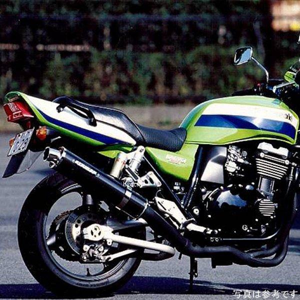 ストライカー STRIKER スリップオンマフラー 真円φ110/480 ZRX1100 チタンヒート 3010BST-H HD店