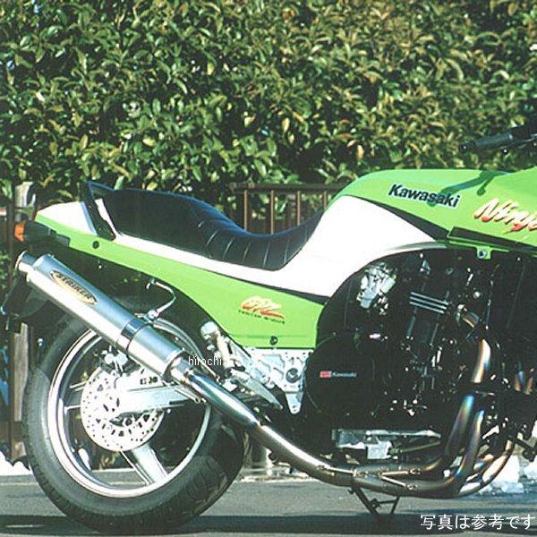 ストライカー STRIKER フルエキゾースト SST 4-1 アップ 真円φ110/480 84年-03年 GPZ900R、GPZ750R チタンヒート 4042BTT-H HD店