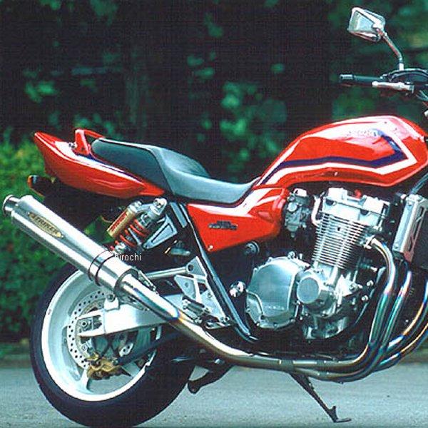 ストライカー STRIKER フルエキゾースト SST 4-1 STD 真円φ110/480 98年以前 CB1300SF チタン素地 4121BTT HD店