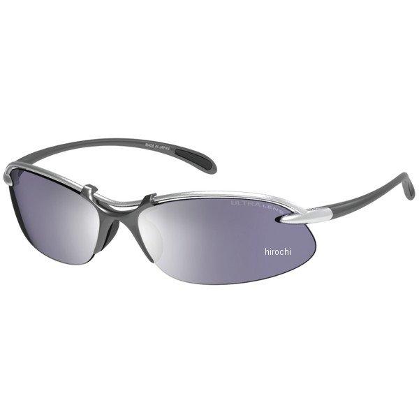 SA-521 スワンズ SWANS エアレス・ウェイブ サングラス 偏光モデル ライトシルバー ガンメタリック/シルバーミラー 偏光ULアイスブルー SA-521 LSIL HD店