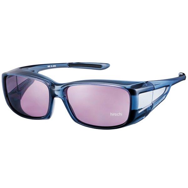 OG4-0170 SCLA スワンズ SWANS オーバーグラス 偏光レンズモデル クリアスモーク/偏光ウルトラローズスモーク OG4-0170 SCLA HD店