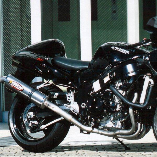 ストライカー STRIKER フルエキゾースト RC 4-2-1 アップ オーバル レース用 99年-18年 ハヤブサ GSX1300R チタン素地 6384OT50 HD店
