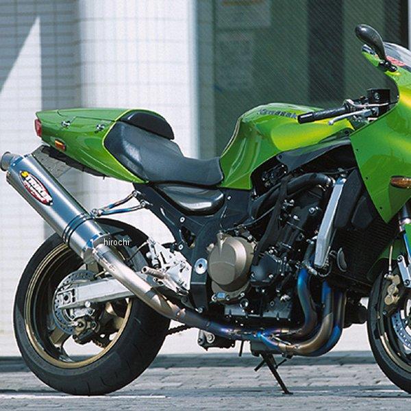 ストライカー STRIKER フルエキゾースト RC 4-2-1 アップ オーバル レース用 00年-06年 Ninja ZX-12R チタン素地 6594OT50 HD店