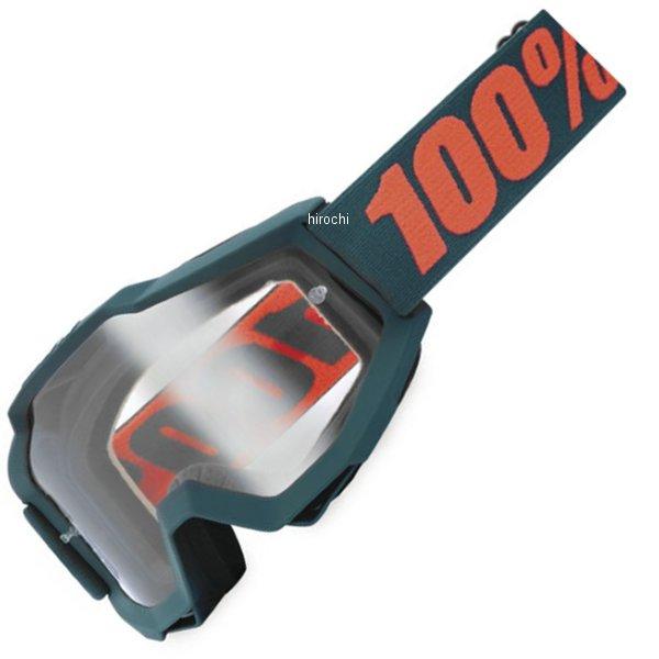 【USA在庫あり】 100パーセント 100% 度付きメガネ用ゴーグル Accuri OTG Gunmetal/クリアレンズ 951080 HD店