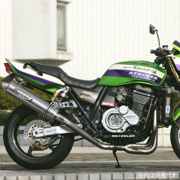 ストライカー STRIKER フルエキゾースト SC 4-2-1 STD オーバルφ100-480mm 08年以前 ZRX1200R、ZRX1200S チタンヒート 96014OTC-H HD店
