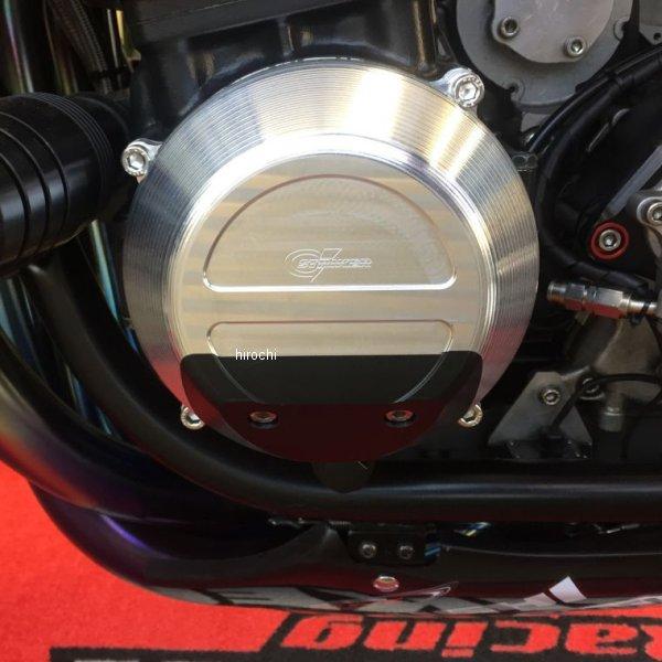 ストライカー STRIKER G-STRIKER ビレットレーシングクランクケースカバー L バンクセンサー付 ゼファー1100 GS71400 HD店