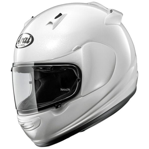 【メーカー在庫あり】 QJ-GLWH-61 アライ Arai ヘルメット クアンタム J グラスホワイト (61cm-62cm) 4530935344710 HD店