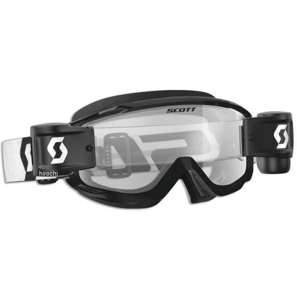 【USA在庫あり】 スコット SCOTT 度付きメガネ用ゴーグル Split OTG WFS 黒/白 クリアレンズ 519663 HD店