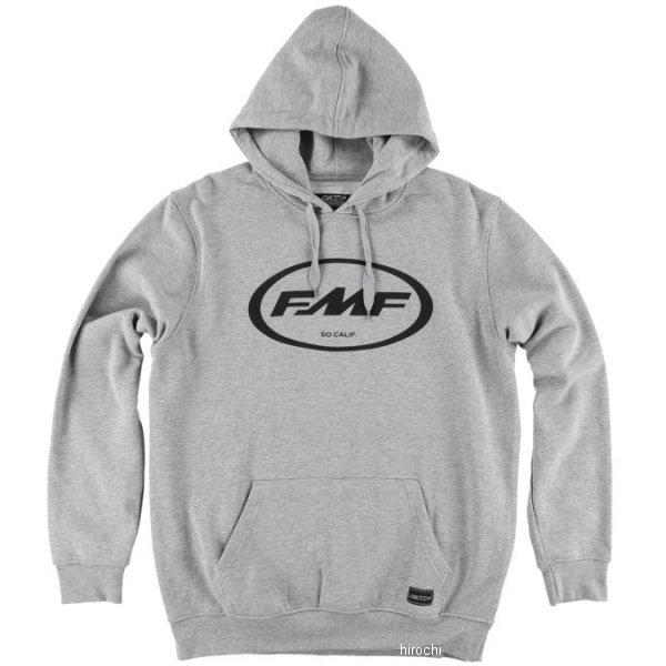 【USA在庫あり】 FMF アパレル プルオーバー Factory Classic Don グレー SM 509059 HD店