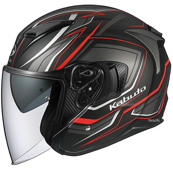 オージーケーカブト OGK KABUTO ジェットヘルメット EXCEED CLAW フラットブラック XLサイズ 4966094581602 HD店