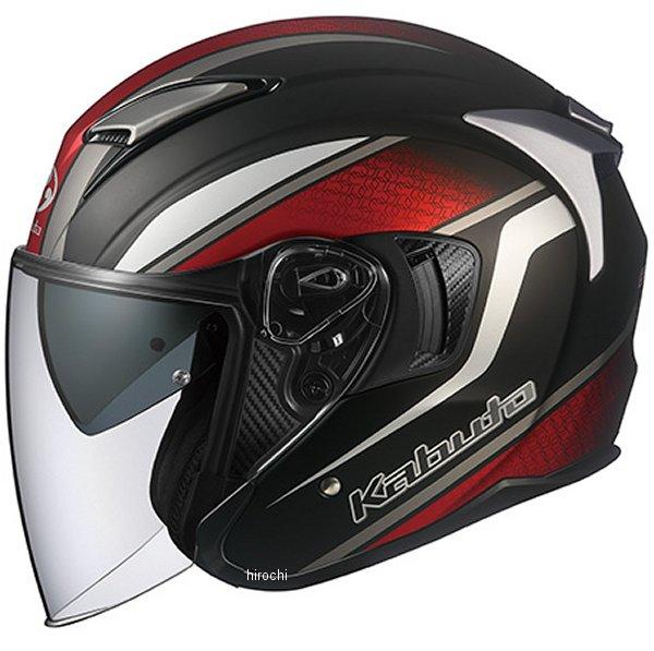 【メーカー在庫あり】 オージーケーカブト OGK KABUTO ジェットヘルメット EXCEED DEUCE フラットブラック Lサイズ 4966094584559 HD店