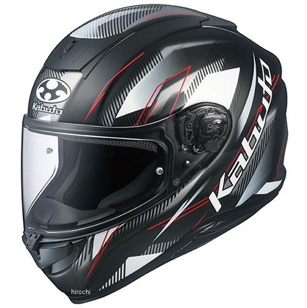 オージーケーカブト OGK KABUTO フルフェイスヘルメット AEROBLADE-5 GO フラットブラック Mサイズ 4966094586911 HD店