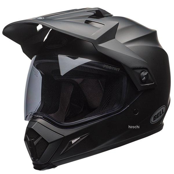 【メーカー在庫あり】 ベル BELL オフロードヘルメット MX-9 アドベンチャー MIPS DLX マットブラック Mサイズ(57cm-58cm) 7098101 HD店