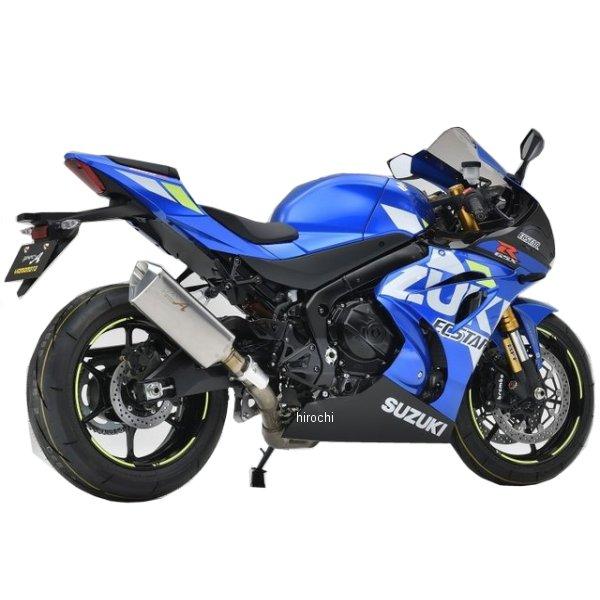 ヤマモトレーシング スリップオンマフラー SPEC-A TYPE-SA 19年以降 GSX-R1000R 認証 JMCAプレート付き 31006-01NSA HD店