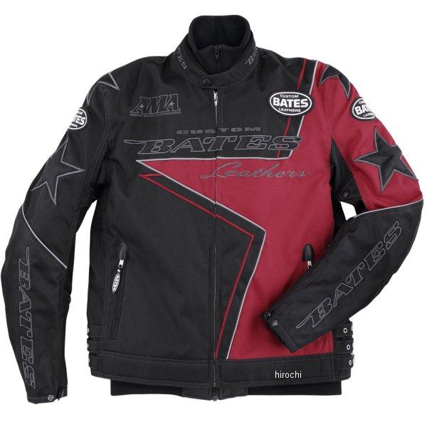 ベイツ BATES 2019年秋冬モデル ナイロンジャケット 赤 Lサイズ BJ-NA1953SP HD店