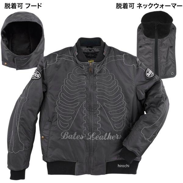 ベイツ BATES 2019年秋冬モデル ナイロンジャケット グラファイト Lサイズ BJ-N1955S HD店