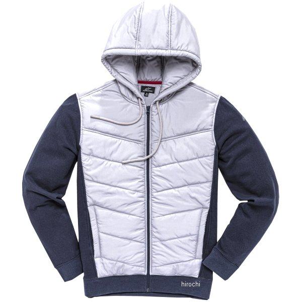 アルパインスターズ 2019年秋冬モデル ジャケット BOOST II HYBRID グレー/ネイビー Sサイズ 8059175003202 HD店