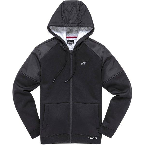 【メーカー在庫あり】 アルパインスターズ 2019年秋冬モデル ジャケット HILLCLIMB SHERPA 黒 Lサイズ 8059175003271 HD店