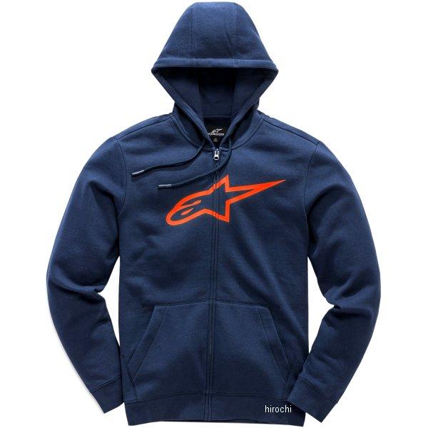 アルパインスターズ 2019年秋冬モデル フリース AGELESS II 紺/赤 Sサイズ 8059175010651 HD店