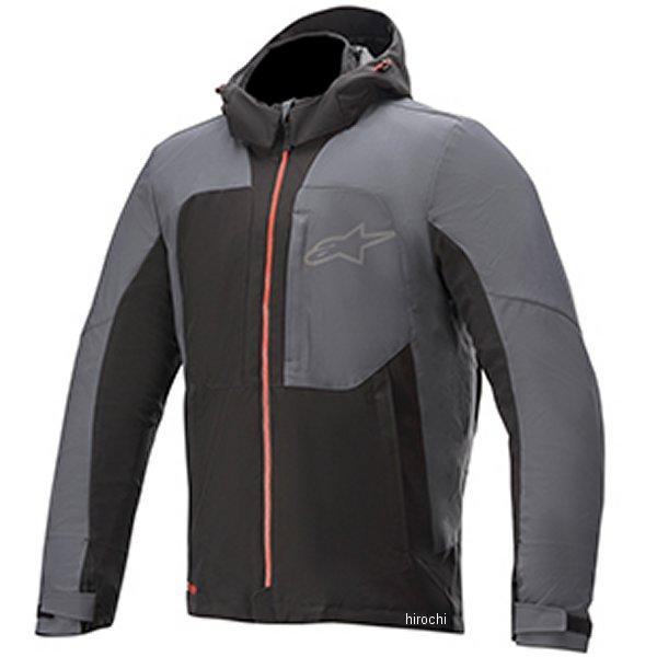 【メーカー在庫あり】 アルパインスターズ 2019年秋冬モデル ジャケット STRATOS V2 DRYSTAR 黒/赤 Lサイズ 8059175096129 HD店