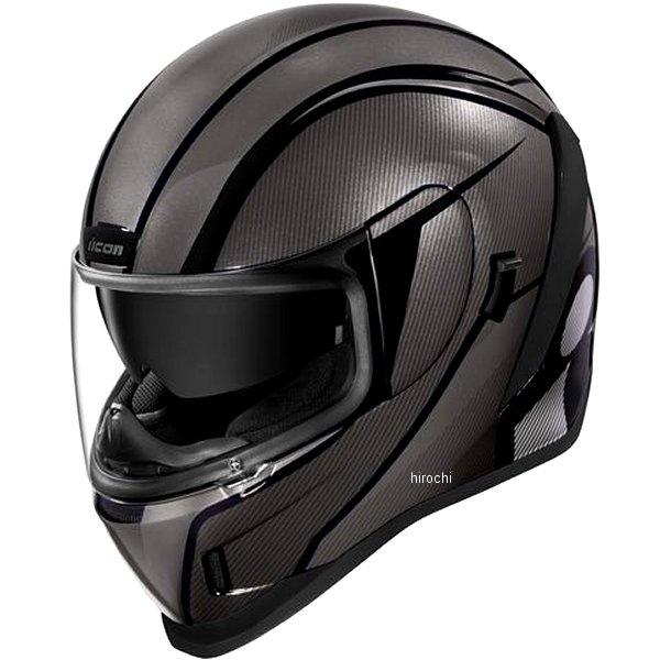 アイコン ICON 2019年秋冬モデル フルフェイスヘルメット AIRFORM CONFLUX 黒 2XLサイズ 0101-12304 HD店