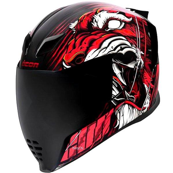 アイコン ICON 2019年秋冬モデル フルフェイスヘルメット AIRFLITE TRUMBULL オレンジ 3XLサイズ 0101-12408 HD店