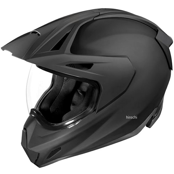 アイコン ICON 2019年秋冬モデル フルフェイスヘルメット VARIANT PRO RUBATONE 黒 Sサイズ 0101-12424 HD店